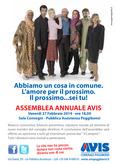 ASSEMBLEA ANNUALE AVIS  2015